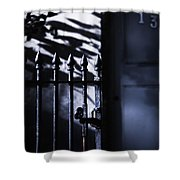 Number 13 Shower Curtain
