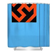 Number 39 Shower Curtain