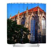 Nuremberg Cathedral Shower Curtain