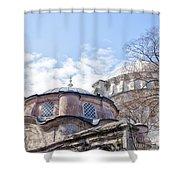 Nuruosmaniye Mosque 02 Shower Curtain
