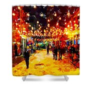 Nyc 6 Shower Curtain