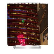 Nyc Collage Shower Curtain