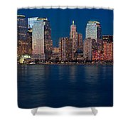 Nyc Pano Shower Curtain