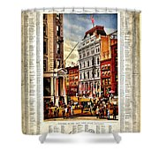 Nyse 1882 Shower Curtain
