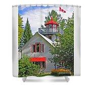 O Canada Shower Curtain