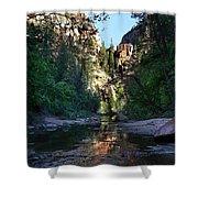 Oak Creek Canyon Shower Curtain