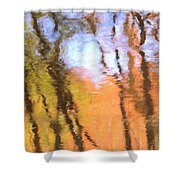 Oak Creek Reflections Shower Curtain