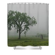 Oak Ridge 2702 Shower Curtain