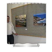 Oakwood January Show 1 Shower Curtain