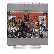 Obama Nation Shower Curtain