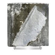 Object Of Interest Shower Curtain