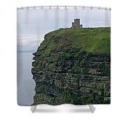 O'breins Tower Shower Curtain