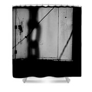Obscurity Shower Curtain
