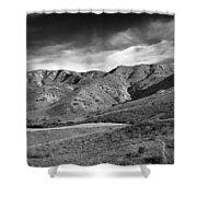 Oc Foothills 4171 Shower Curtain