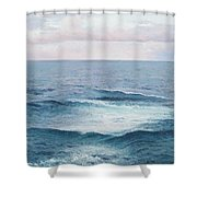 Ocean By Jan Matson Shower Curtain