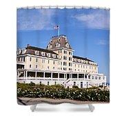 Ocean House Shower Curtain