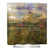 Ocean Morning I  Shower Curtain