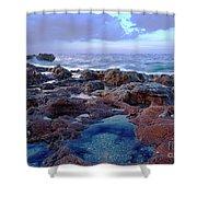 Ocean View II Shower Curtain
