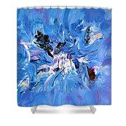 Ocean's Spirit Shower Curtain