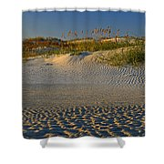 Ocracoke Dunes Shower Curtain
