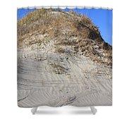 Ocracoke Island Dunes Nc Shower Curtain