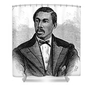 Octavius Catto (1839-1871) Shower Curtain