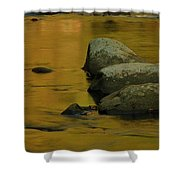 October Colors In Tennessee Shower Curtain
