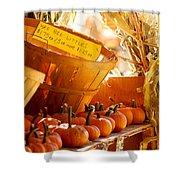 October Market Shower Curtain