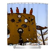 Oddity 2 Shower Curtain