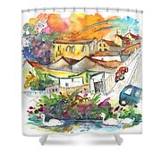 Odemira 01 Shower Curtain
