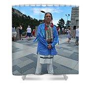 Oglala Lakota Sioux Shower Curtain