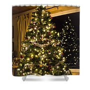 Oh Christmas Tree Shower Curtain