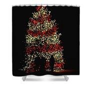 Oh Christmas Tree Oh Christmas Tree Shower Curtain