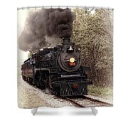 Ohio Central Shower Curtain