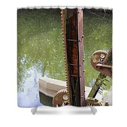 Ohio Erie Canal Shower Curtain