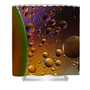 Oil And Water 2am-113878 Shower Curtain