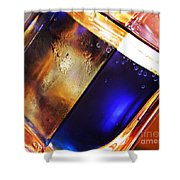 Oil And Water 31 Shower Curtain