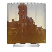 Olavet College Shower Curtain