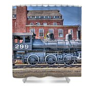 Old 299 Shower Curtain