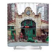 Old 72nd Street Station - New York City Shower Curtain