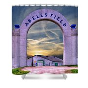 Old Abeles Field - Leavenworth Kansas Shower Curtain