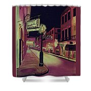Old Absinthe House New Orleans Shower Curtain