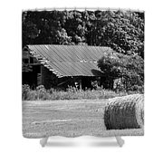 Barn In Kentucky No 84 Shower Curtain