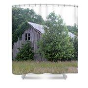 Barn In Kentucky No 82 Shower Curtain