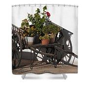 Old Barrow Shower Curtain