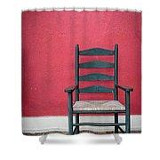 Restful Spot Cornish New Hampshire Shower Curtain by Edward Fielding