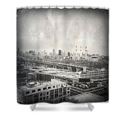 Old City 2 Shower Curtain