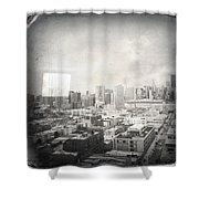 Old City Shower Curtain