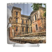 Charleston City Jail  Shower Curtain