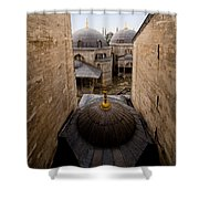 Old City Of Istanbul Shower Curtain